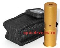 Лазерный патрон SightMark SM39007 для холодной пристрелки оружия 12 калибра. Комплект продажи.