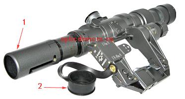 Оптический прицел НПЗ ПО 3-9х24-1