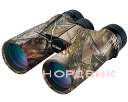 Бинокль Nikon Monarch 12x42 DCF WP Camo