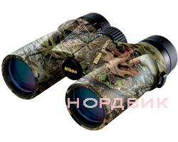 Бинокль Nikon Monarch 10x36 DCF WP Camo